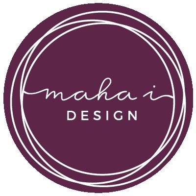 Branding & Graphic Design | Maha I Design